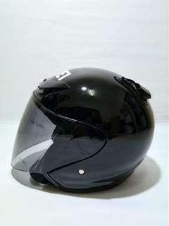 Shoei jf2 hitam copy
