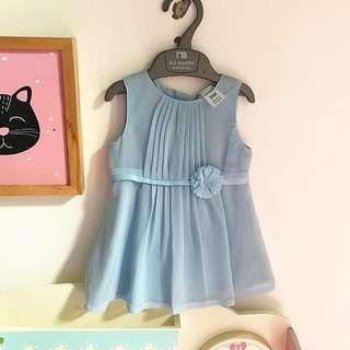 Carters Dress Blue
