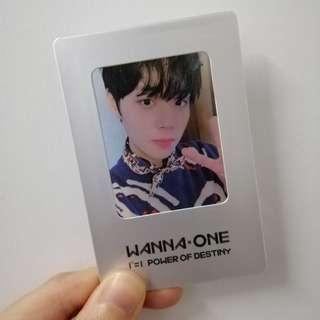 [WTS] Wanna One POD Jihoon Romance pc