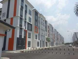 orchis Apartment Bandar Parlands Klang