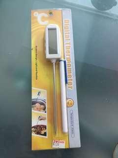 食物溫度計digital thermometer ( never use )