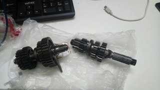gearbox ex5