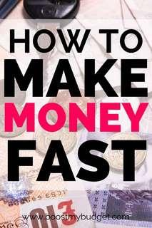 💰How to make fast money ??? 💰