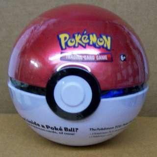 Pokemon PokeBall Collector Tin 2018