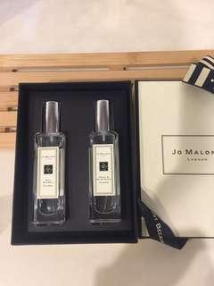 🚚 全新 Jo Malone香水 30ml x2