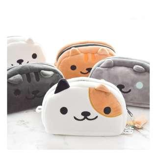 🚚 Neko Atsume Pencil Cases [Meow!]