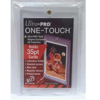 ULTRA PRO 35PT ONE TOUCH MAGNETIC CARD HOLDER