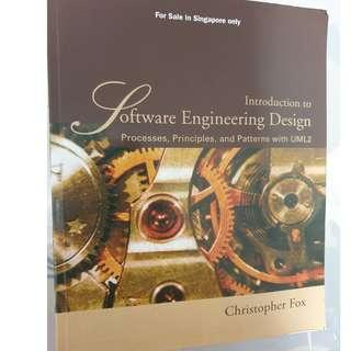 Introduction to Software Engineering Design: Processes, Principles and Patterns with UML2