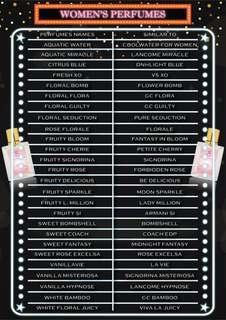 Women & Men Perfume & Indoor Perfume