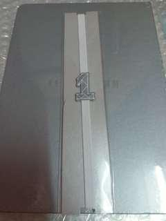 Wanna One Season Greeting Bookband