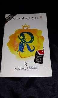 Novel R ( Raja Ratu Rahasia )