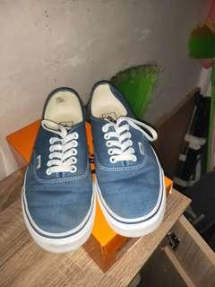 8811490d1395 Vans Shoes Vans Sneakers Vans Blue Vans Classic Era Denim blue Vans