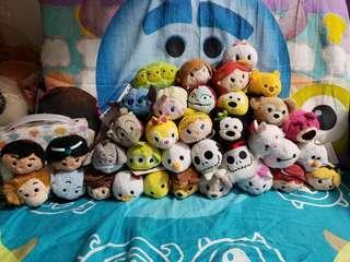 迪士尼 Disney Tsum Tsum 毛公仔