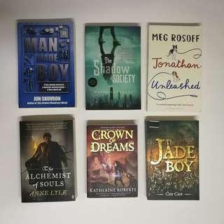Awesome Preloved Books