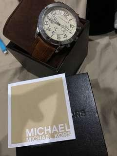 Jam Michael kors analog lengkap