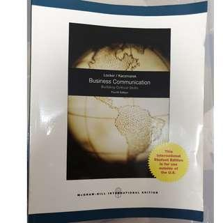 Business Communication - Building Critical Skills - Fourth Edition