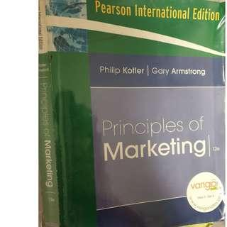 Principles of Marketing - 12 Edition