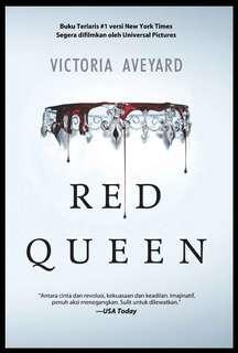 Ebook Red Queen Trilogy #1: Red Queen - Victoria Aveyard