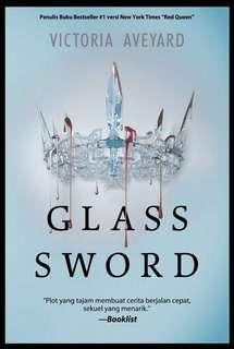 Ebook Red Queen Trilogy #2: Glass Sword - Victoria Aveyard