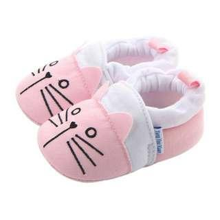 Baby prewalker shoes ready stock