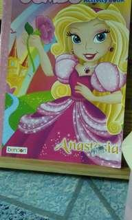 Selling brandnew workbooks, activity &coloring books ,learning books for 60 each