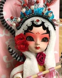 Peking Opera Character Dolls