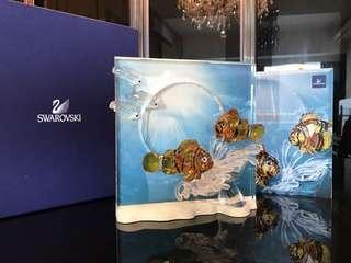 SWAROVSKI coloured clown fish