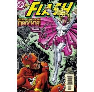 FLASH #170 (2001) 1st Appearance of Cicada! TV Series Villain
