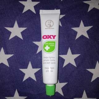 Oxy anti-pimple mark FREE GARNIER
