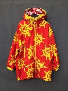 • jaket anorak Paenix