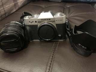 Fujifilm digital camera X-T20 silver(連腳架)