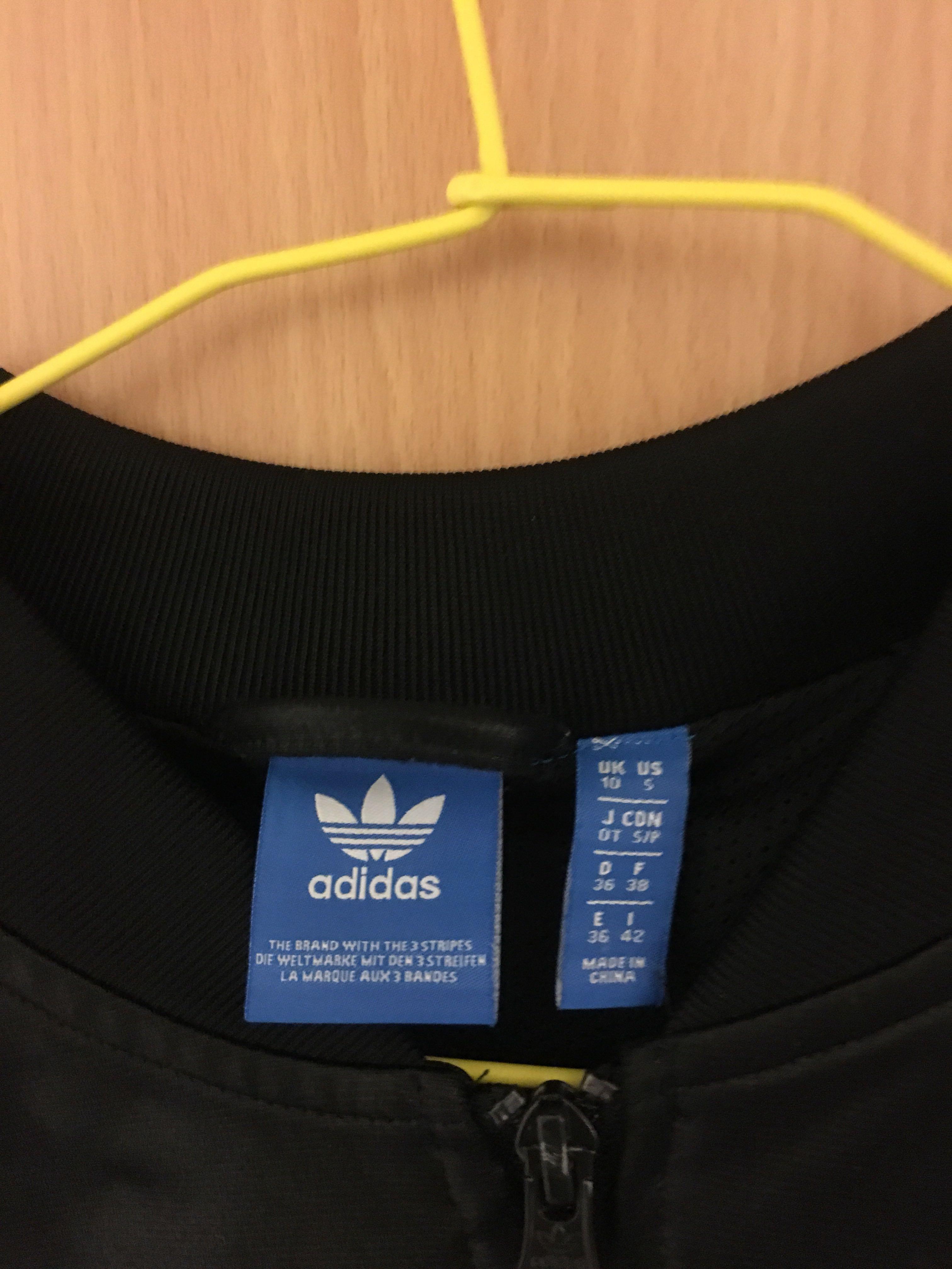 adidas三葉草外套