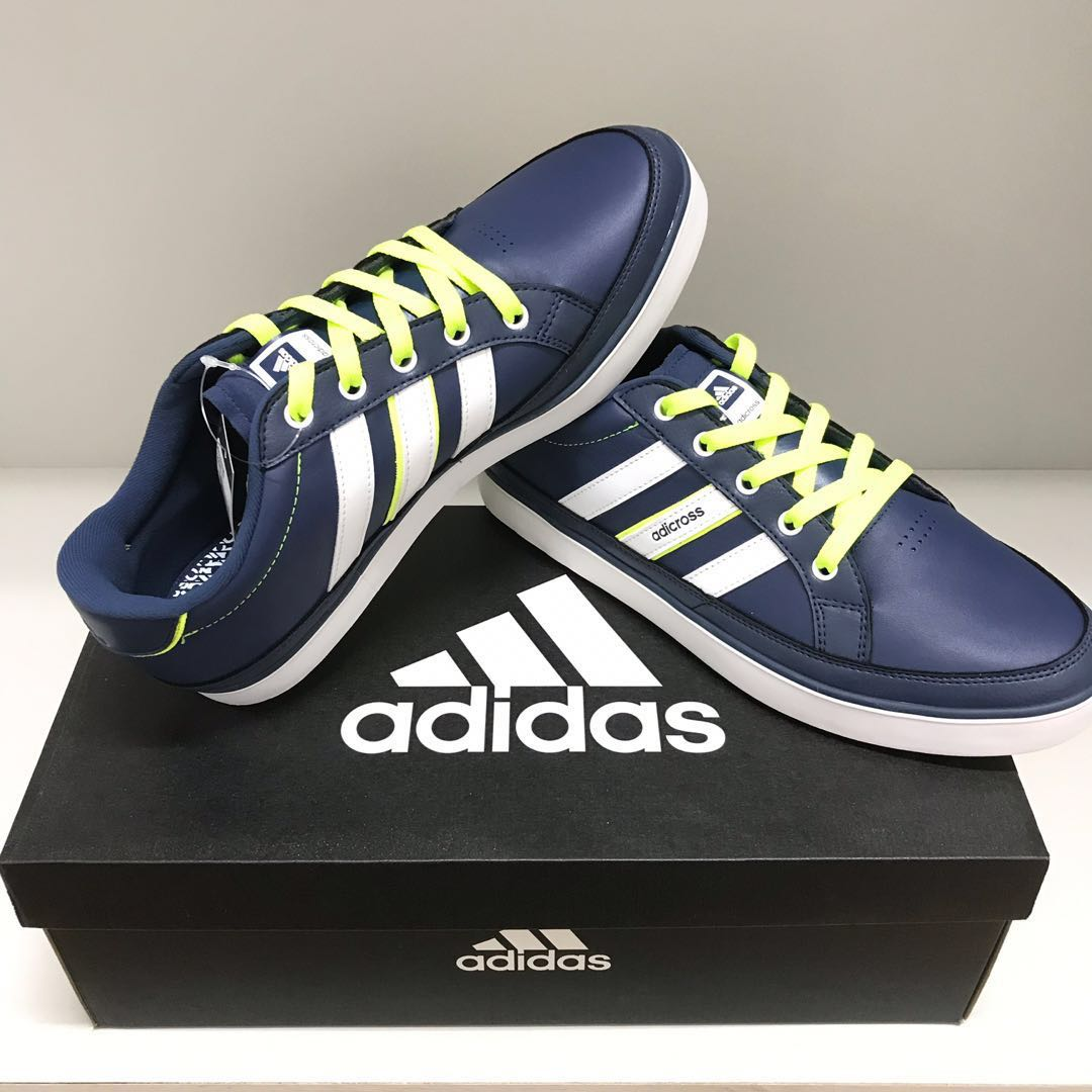 be63acc8f5a026 Adidas Golf sneaker, Men's Fashion, Footwear, Sneakers on Carousell