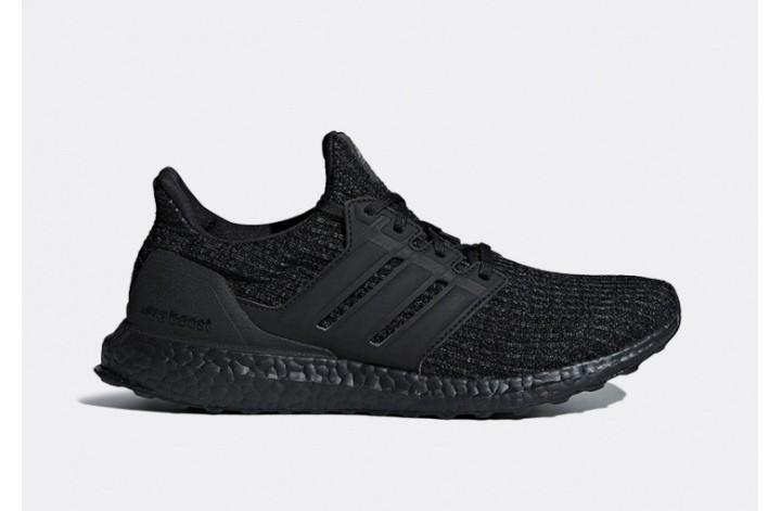 0a62ecc5f7462 Adidas Ultra Boost 4.0 Triple Black