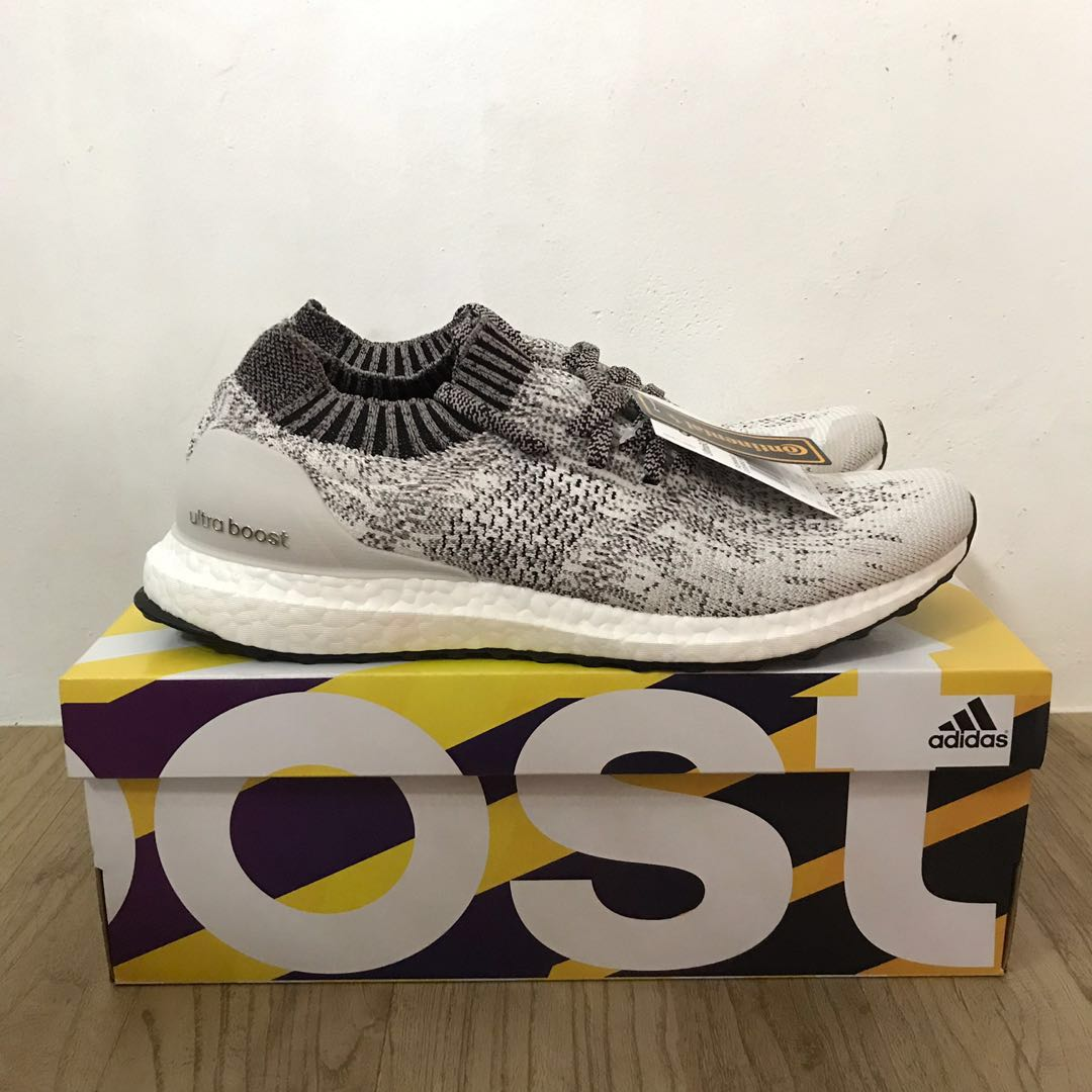 7dc34c508af5d Adidas UltraBoost Uncaged Oreo