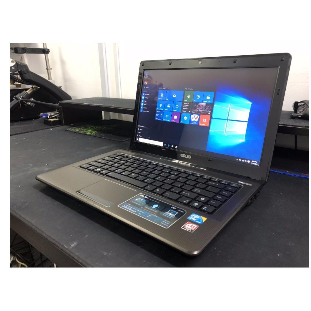 asus laptop windows 10 professional