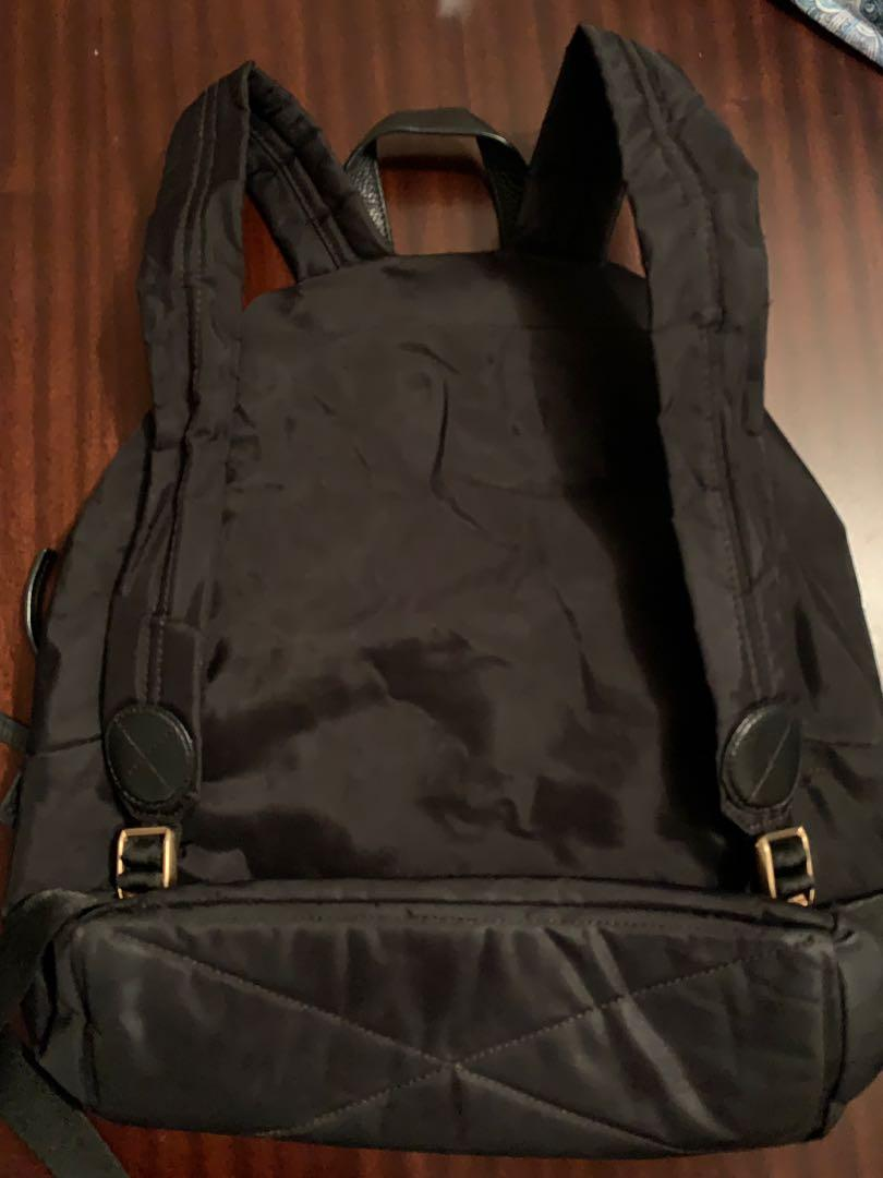 Authentic Marc by Marc Jacobs Backpack, Black - Used