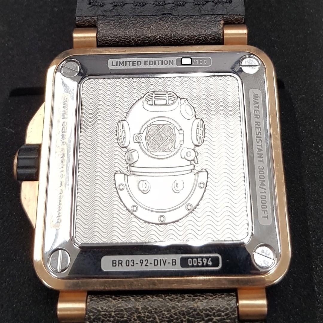 Bell & Ross Diver BR03-92 (Bronze w/ Green Dial)
