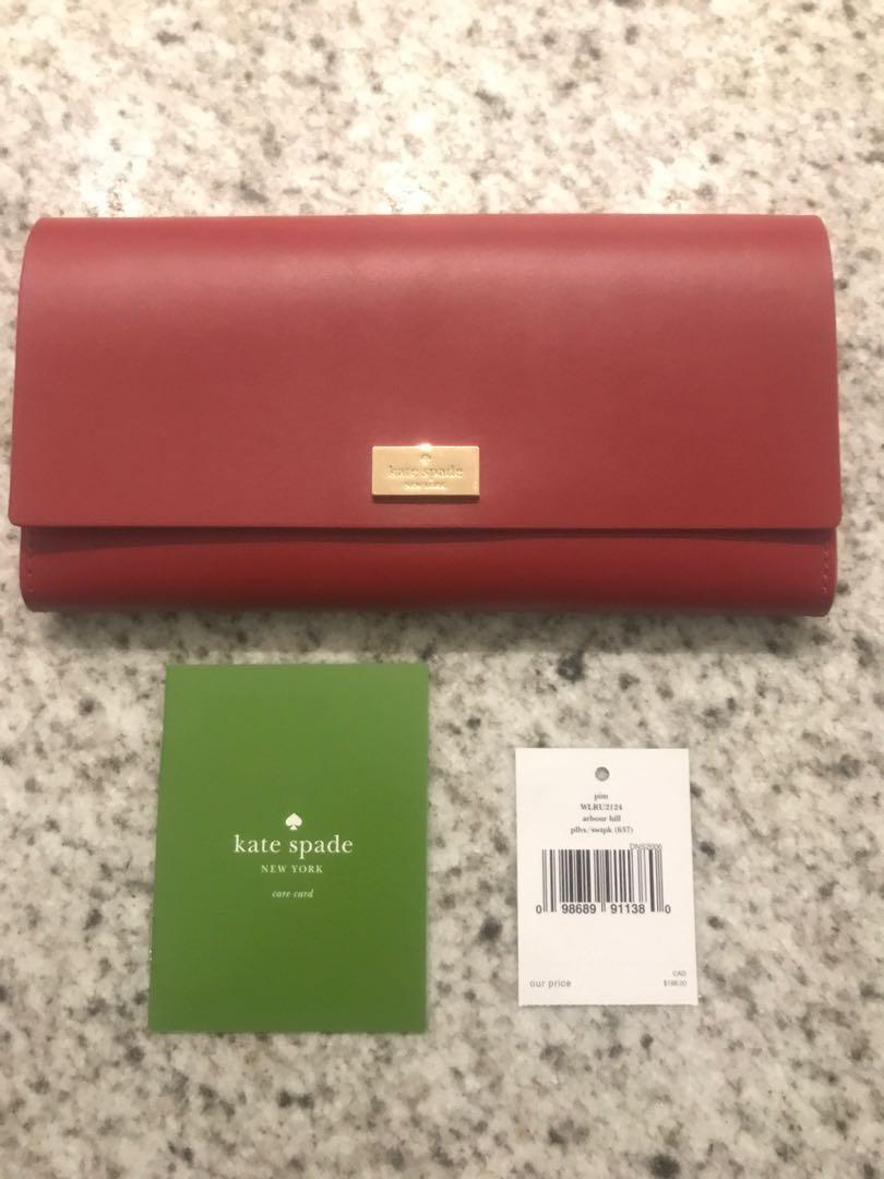 BNWT Kate Spade Wallet