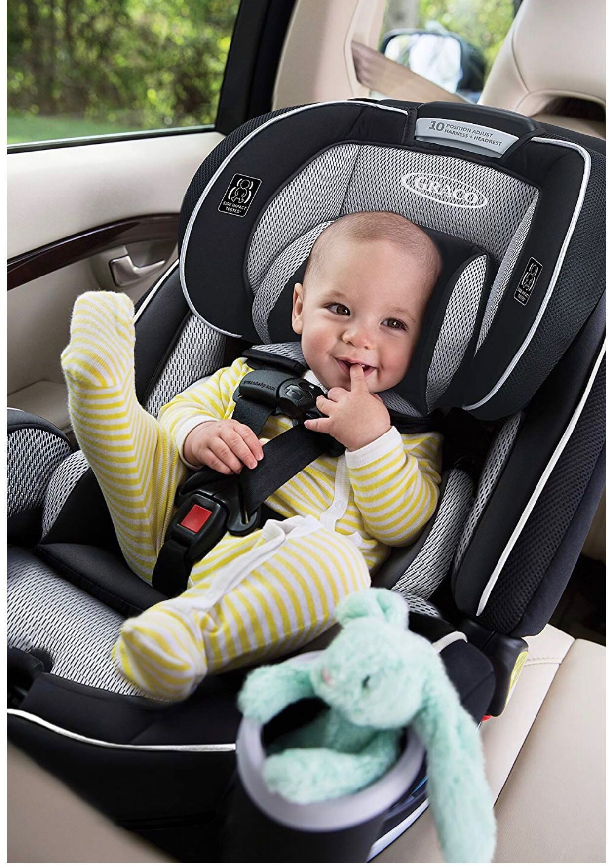 b14df4e216a27 Brand New Graco 4Ever All-in-1 Convertible Car Seat