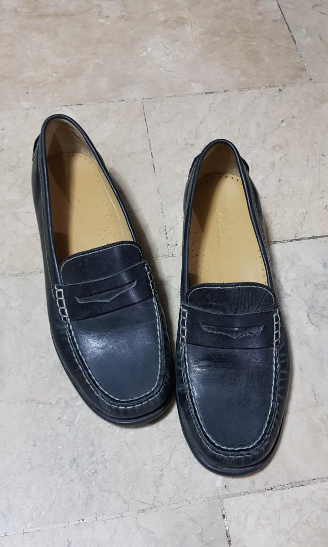 Cole Haan Leather Shoes Women S Fashion Shoes On Carousell