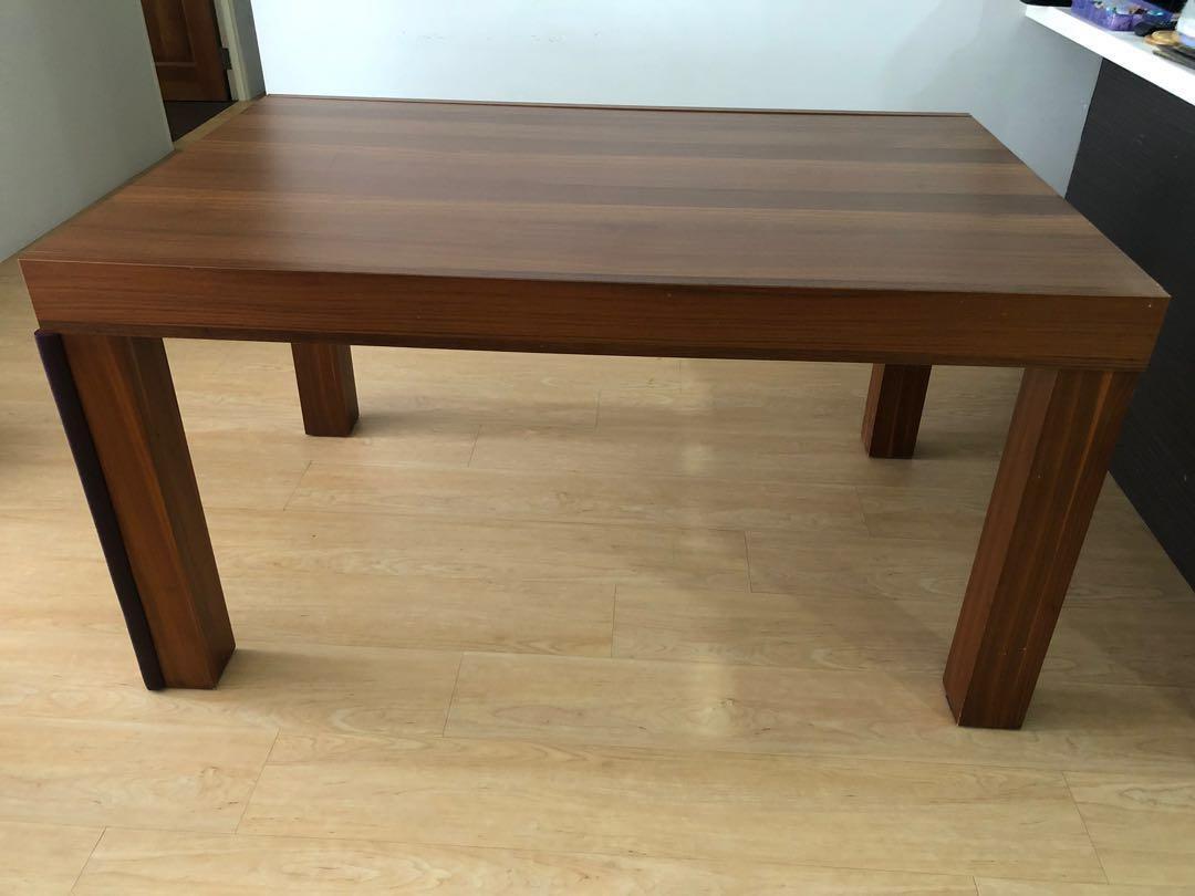 Denmark Extendable Dining Table