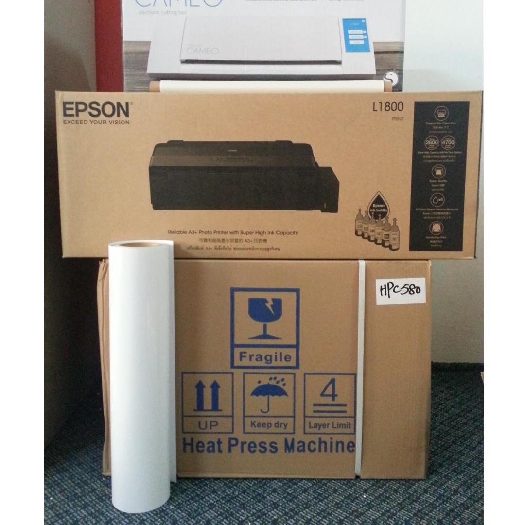 Epson L1800, Electronics, Computers, Others on Carousell