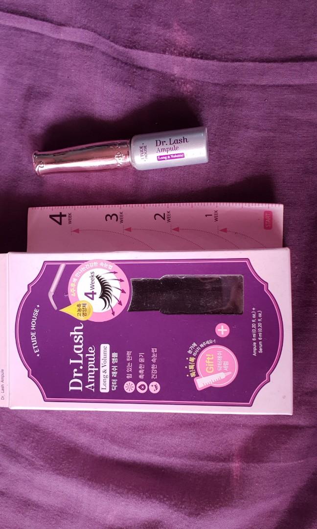 40b2fa51508 Etude House Dr. Lash Serum, Health & Beauty, Skin, Bath, & Body on ...