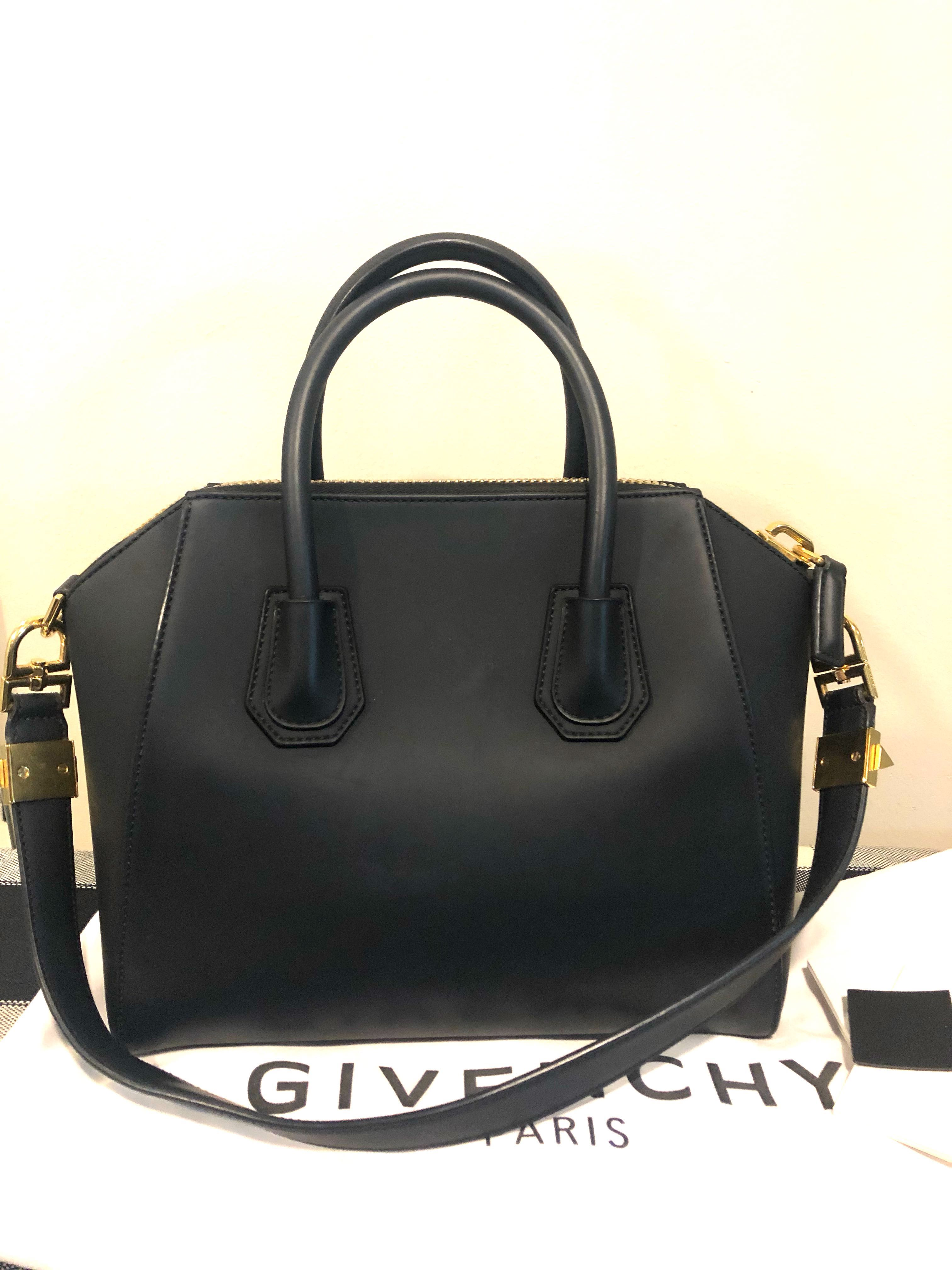 7bec8b86d32 Givenchy Antigona Small, Luxury, Bags & Wallets, Handbags on Carousell