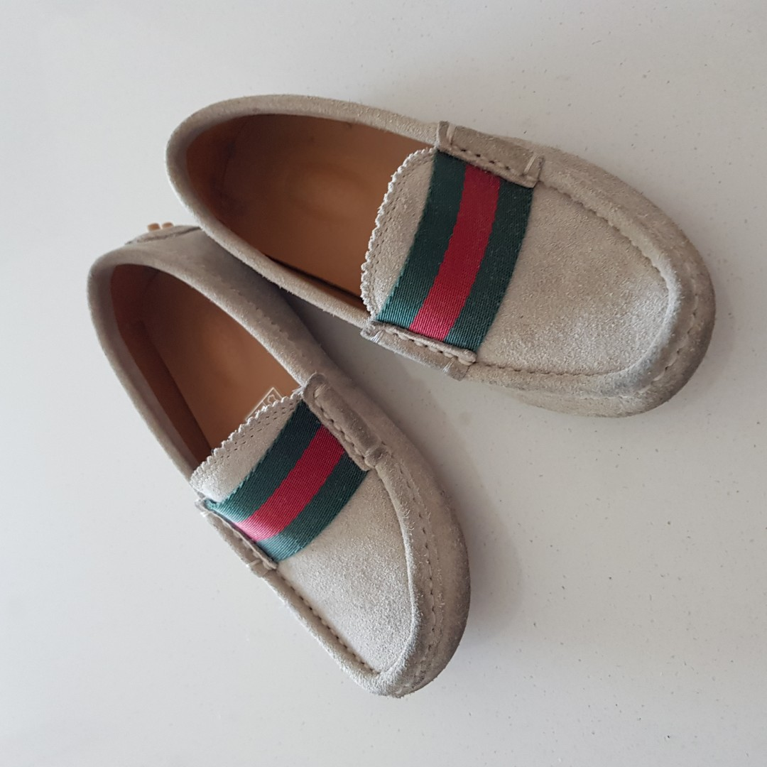 7d4225d96 Gucci classic kids loafers, Luxury, Shoes on Carousell
