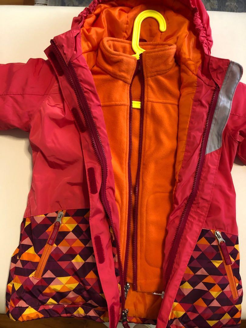 Kids Ski's jacket