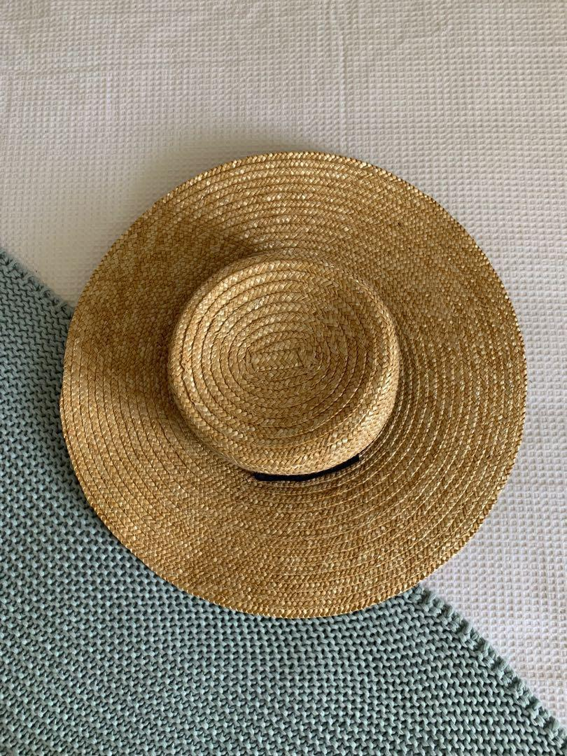 Lack of Color straw hat