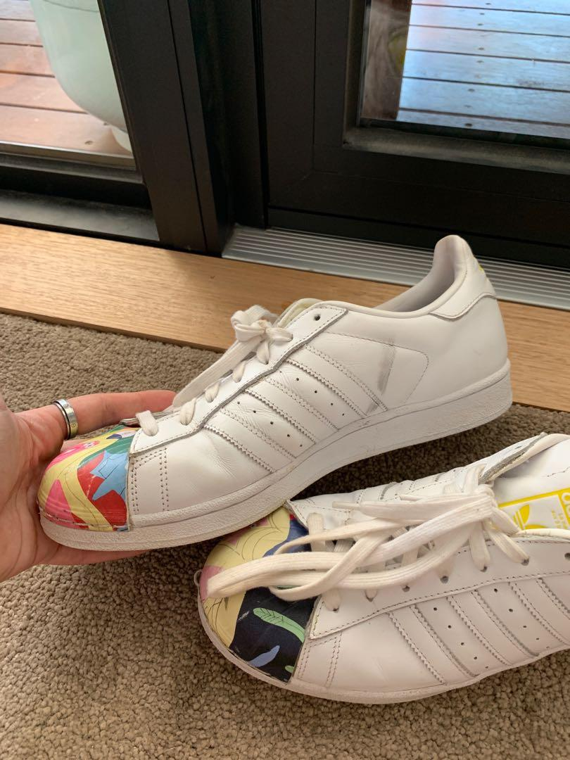 limited edition adidas superstars