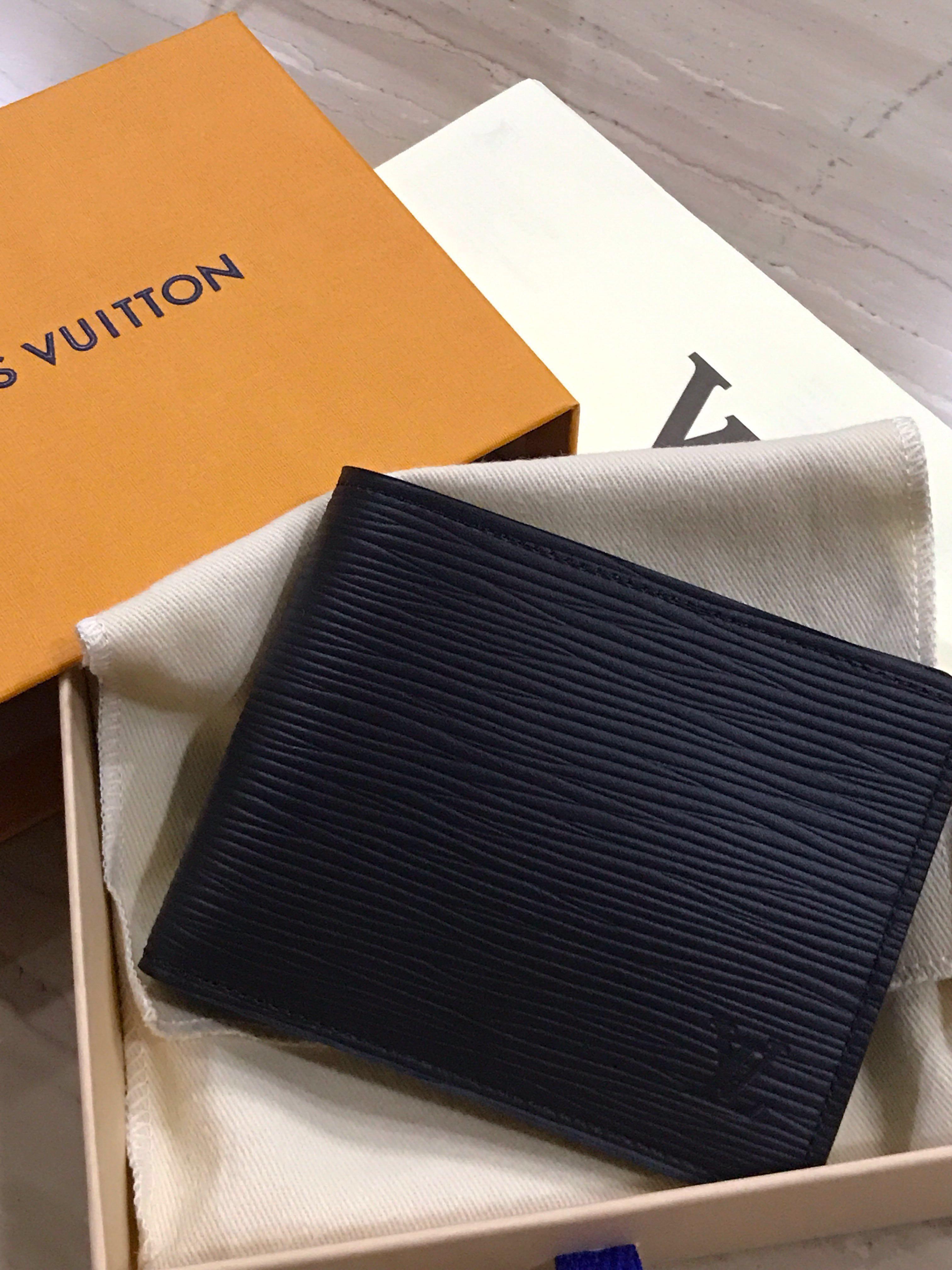 b4d99032e60c LV Men's Wallet Slender (M60332), Luxury, Bags & Wallets, Wallets on  Carousell